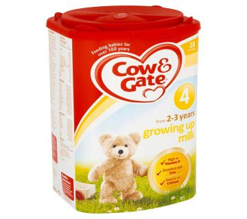 Cow & Gate-4 Milk Powder For(2-3 years) 800g UK