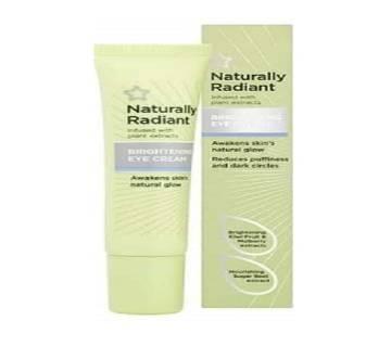 Superdrug Naturally Radiant ব্রাইটেনিং আই ক্রিম 15ml - UK
