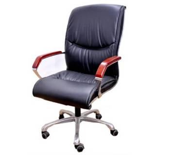 OSS LEVEL ARTIFICIAL LATHER CHAIR