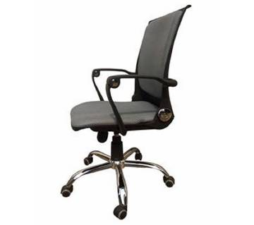 Mid level  mass revolving chair