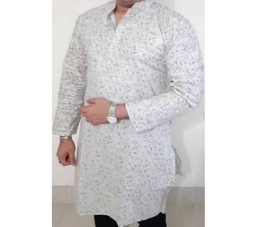 Cotton Printed Panjabi
