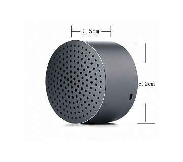 Mi Mini Portable Bluetooth Speaker - Grey Bangladesh - 9126823