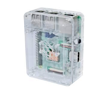 Raspberry Pi 3 Model B - Case with 3 pcs color Heatsink