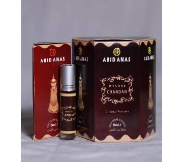 Abid Anas Mysore Chandan পারফিউম 6ml Saudi Arabia