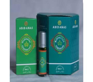 Abid Anas Mukhallat Semerkand Perfume 6ml Saudi Arabia