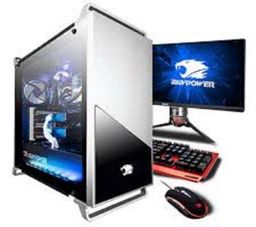 "7th Gen - Core i5 Gaming PC With Monitor 19"" HD LED ডেস্কটপ কম্পিউটার"