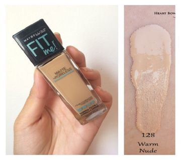 Maybelline Fit Me Foundation - 115 Ivory for (USA)