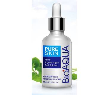BIOAQUA Pure Skin Acne Serum - China