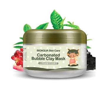 BIOAQUA Carbonated Bubble Clay Mask-100gm- China