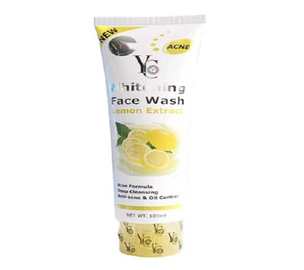 YC ফেসওয়াশ (Lemon Extract) - Thailand বাংলাদেশ - 916945