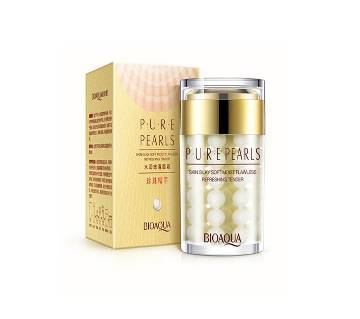 Bioaqua Pure Pearls Essence Cream (60g)