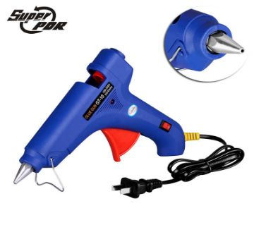 AC 100-240V US Plug 100W Triggered Electric Hot Melt Glu Gun