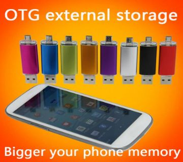 OTG Pen Drive for Smartphone (32 GB) - 1