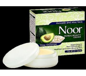 Noor Herbal Beauty Cream 20g - Pakistan