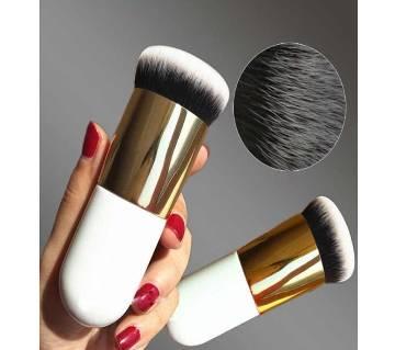 Kabuki Foundation brush White & Golden - 1 pcs