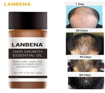 LANBENA is the essential oil to increase strong hair-20 ml - China