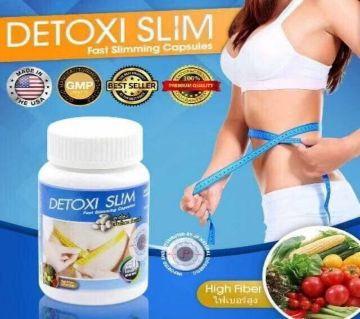 100% original Detoxi slimming capsule - Thailand