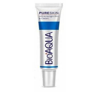 BIOAQUA PURE SKIN Acne Rejuvenation and Moisturizing Cream - 30g (China)