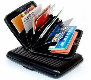 Aluminum credit card holders (1 Pcs)