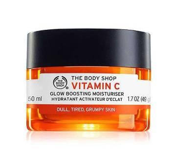 The Body Shop Vitamin C Glow   -50ml- (UK)