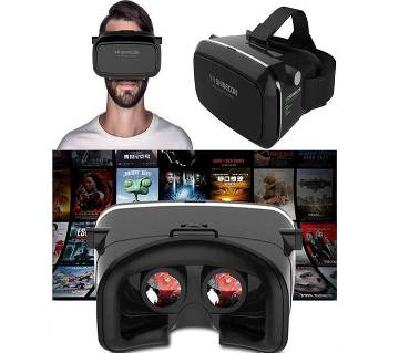 VR Shinecon II 2.0 Virtual Reality Movie Games Glass