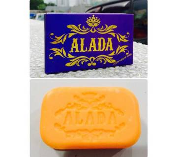 ALADA Soap Whitening for Face and body-160gm-Thailand