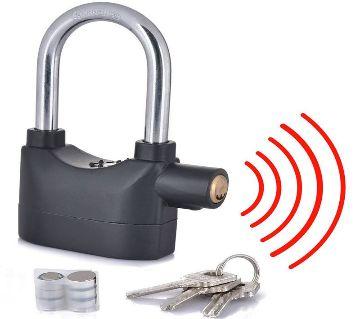 Security alarm Clock