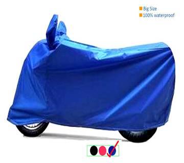 Bike Body Cover Universal -Blue