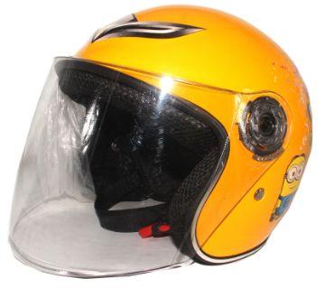 Baby Bike Helmet for Babies-Yellow