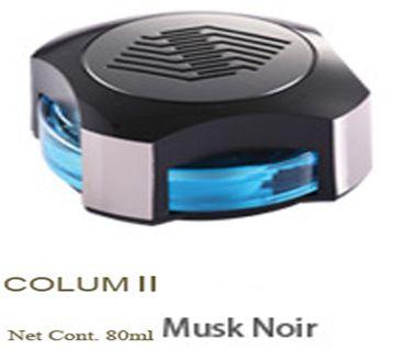 Colum II Liquid Car Air Perfumer -Musk