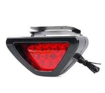 রেয়ার টেইল থার্ড ব্রেক LED লাইট - Red F1 Style