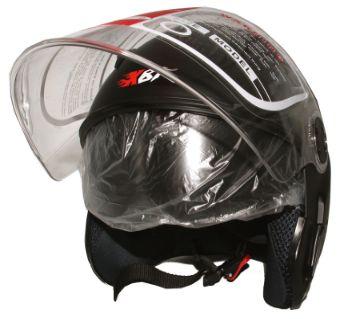 XBK-T3 Matt Black  Bike Helmet for Men and Women