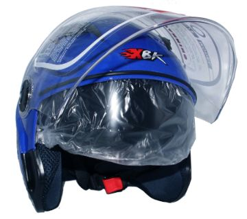 XBK-T3 Matt Blue  Bike Helmet for Men and Women