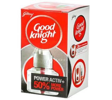 Good Night Power Active+ Liquid Refill -45ml-India