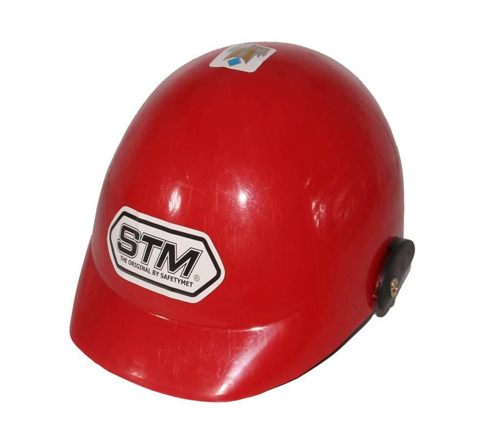 STM ক্যাপ স্টাইল বাইক হেলমেট - লাল বাংলাদেশ - 1025363