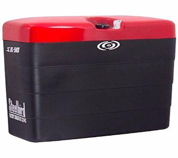 Steelbird Model SB-510 Bike Side Box -Cherry Red