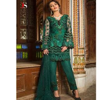 ZINNAB BY DEEPSY Unstitched GEORGETTE SUITS