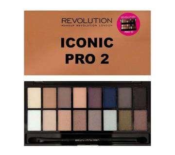 Revolution iconic pro 2 salvation palette-UK