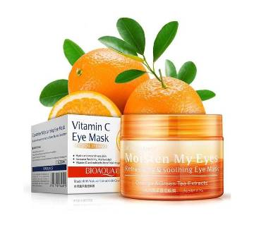 Name: Bioaqua Vitamin C Orange Moisturizing Eye Mas-80gm-China