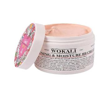 WOKALI 6 in 1 WHITENING & MOISTURE BB CREAM SPF 25