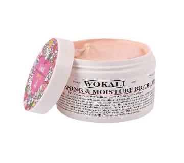 WOKALI 6 in 1 WHITENING & MOISTURE BB CREAM SPF 25