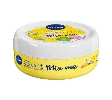 Nivea Soft Cream Mix Me Happy Exotic 100ml-Germany