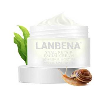 LANBENA Snail Repair Facial Cream-30gm-China