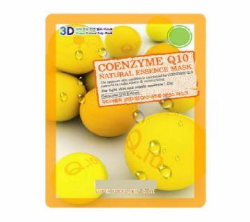 Coenzyme Q10 Foodaholic Whitening Sheet Mask 30ml - Korea