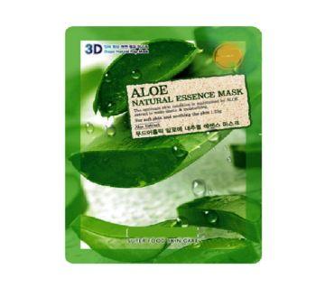 Alovera Foodaholic Whitening Sheet Mask 30ml - Korea