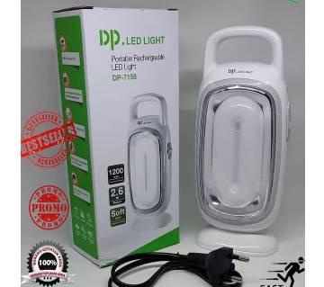 DP- Light  রিচার্জেবল লন্ট্রর্ন