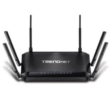 TRENDnet TEW-828DRU Wifi Router AC3200 TriBand