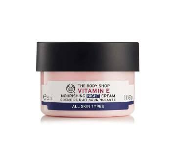 vitamin E Night Cream 50 ml (UK)