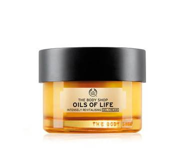 Oils Of Life Intensely Revitalising Gel Cream 50 ml (UK)