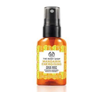 Mandarin Energising Face Mist 60 ml (UK)